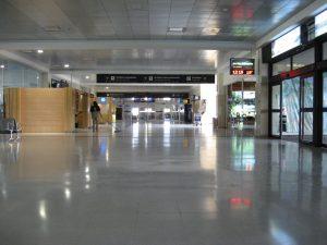 Instalaciones del Aeropuerto de Bariloche