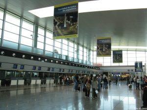 Instalaciones del Aeropuerto de Córdoba