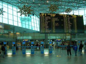 Instalaciones del Aeropuerto de Helsinki