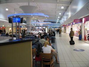 Instalaciones del Aeropuerto de Luton