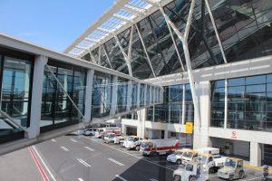 Terminal de Llegadas del Aeropuerto Pudong