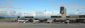 Torre de control del Aeropuerto de Zúrich
