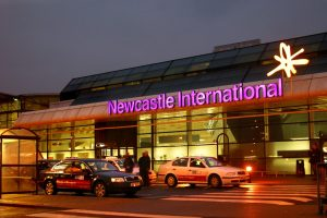 Aeropuerto Internacional de Newcastle