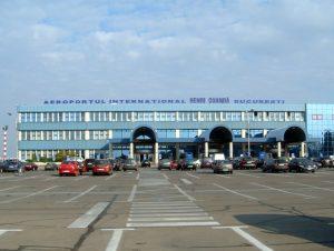 Aeropuerto Internacional de Bucarest-Henri Coanda