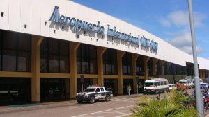 Aeropuerto de Santa Cruz - Bolivia