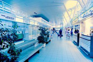 Instalaciones del Aeropuerto de Punta del Este