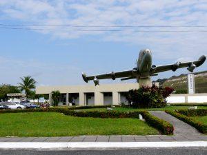 Aeroporto de Recife entrada