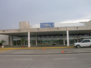 Terminal C del Aeropuerto de San Pedro de Sula