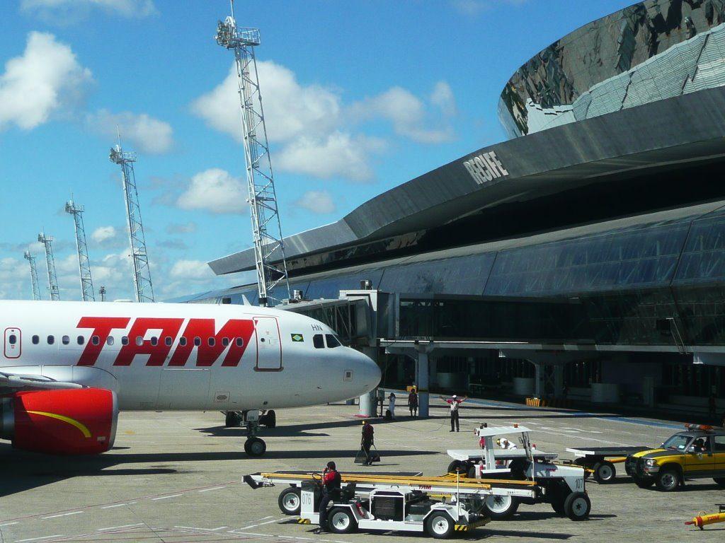 Aeropuerto Internacional De Recife Guararapes Rec Aeropuertos Net