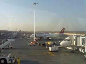 Sharjah airport terminal