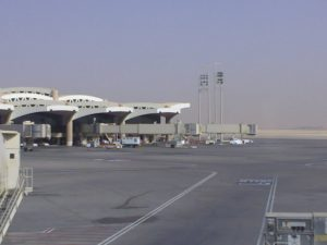 King Khaled Int.Airport Riyadh