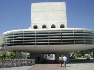 Aeroporto de Congonhas - Edifío garagem