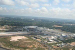 Aeropuerto Eduardo Gomes, Manaus
