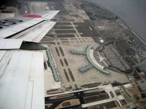 Incheon Int'l Airport. Gimpo Airport