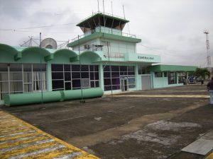 Esmeraldas - aeroporto