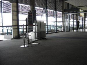 Instalaciones del Aeropuerto de Iquique