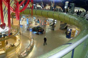Instalaciones de Abu Dhabi (AUH)