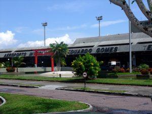 Aeropuerto de Manaos - Amazonas