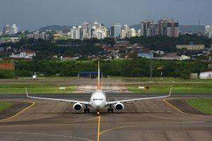 Encarando de Frente Aeropuerto de Porto Alegre