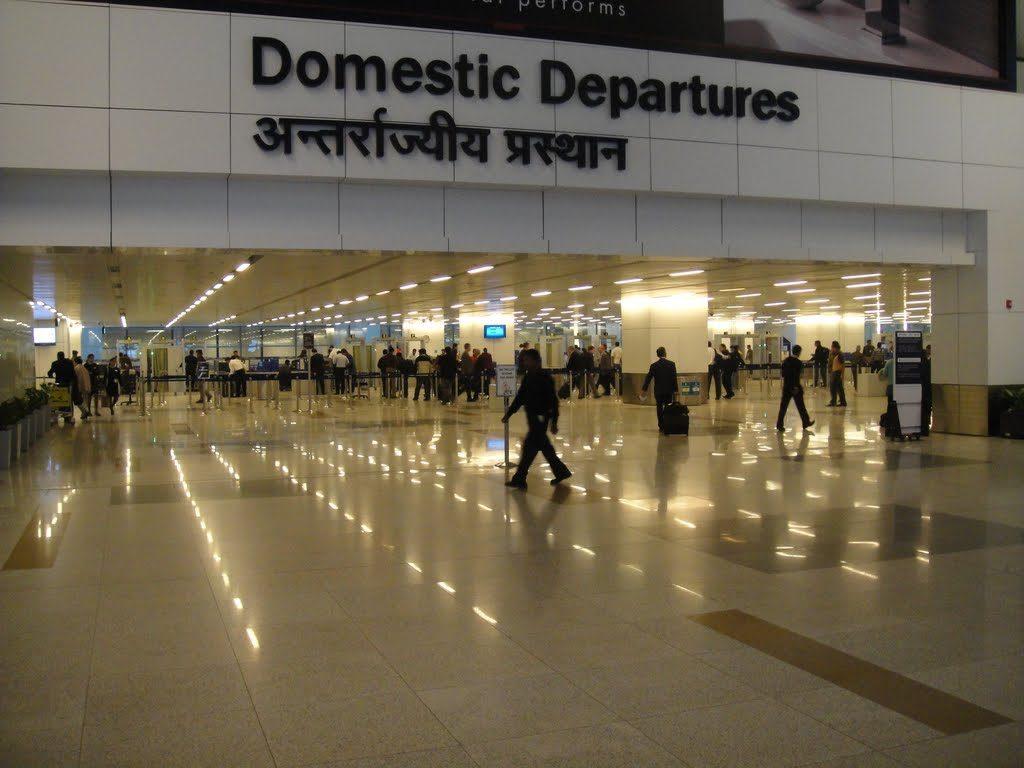 Aeropuerto Internacional Indira Gandhi (DEL) - Aeropuertos.Net