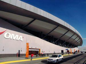 Terminal B Aeropuerto de Monterrey