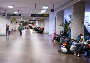 Aeropuerto Salgado F° Terminal 2 Interior