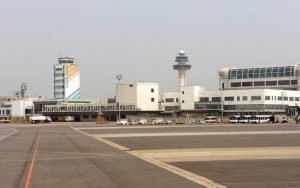 the control towers of GMP