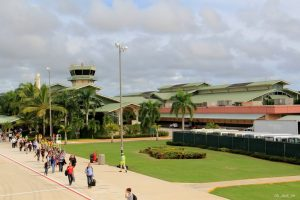 Airport, La Romana, Dominican Republic, Dominikanische Republik