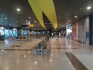 Saguão - Aeroporto Jaboatão dos Guararapes - Recife-PE