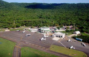 Imágenes Aéreas e Instalaciones de Vieques