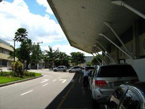 Estacionamiento en el Aeropuerto de Bélem