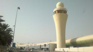 ABU DHABi Airport Tower