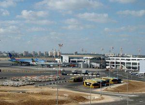 Tel Avil Airport