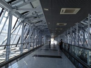 Acceso a embarque - Aeroporto dos Guararapes - Ibura - Recife
