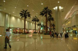 Instalaciones del Aeropuerto de Taiwan