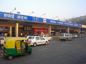 Aeropuerto Internacional Indira Gandhi