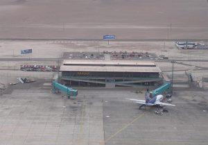 Aeropuerto Internacional de Iquique