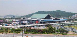 Aeropuerto de Gimpo Seul