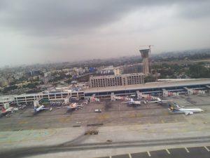 Aeropuerto de Mumbai