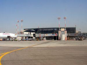 Aeropuerto Internacional de Tel Aviv
