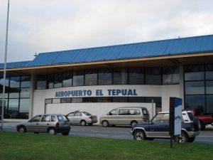 Aeropuerto Internacional El Tepual