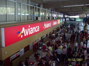 Instalaciones del Aeropuerto de Pereita