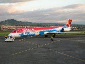 Aerolínea en Pereira