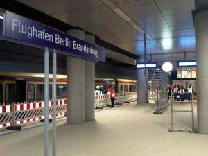 Aeropuerto de Berlín-Brandeburgo Willy Brandt (BER)