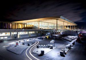 Aeropuerto de Brandeburgo Willy Brandt (BER)