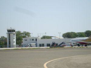 Torre de control del Aeropuerto de Piura