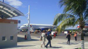 Salidas de vuelos desde el Aeropuerto de Cozumel