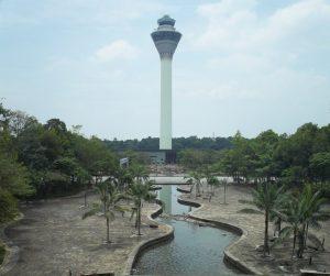 Kuala lumpur airport tower