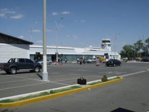 Aeropuerto Internacional Capitán FAP Guillermo Concha Iberico