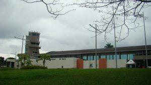 Aeropuerto Internacional El Edén (AXM)